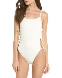 Solid & Striped - The Lily One-piece Swimsuit - Lyst
