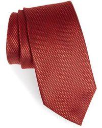 Nordstrom - Solid Silk Tie - Lyst