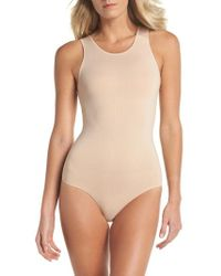 Spanx - Spanx The Base Bodysuit - Lyst