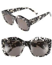 Valley Eyewear - 50mm Badland Sunglasses - Shattered Tortoise - Lyst