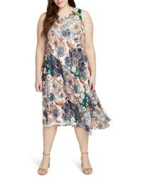 RACHEL Rachel Roy - Wonderlust Scarf Dress - Lyst
