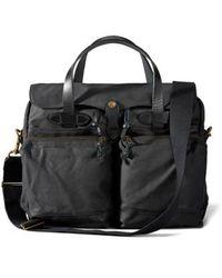 Filson - '24 Hour' Tin Cloth Briefcase - Lyst