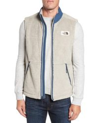 The North Face | Khampfire Fleece Vest | Lyst