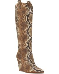 Jessica Simpson - Havrie Knee High Boot - Lyst