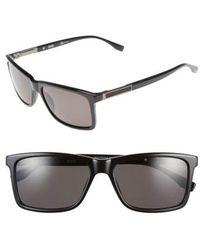 BOSS - '0704ps' 57mm Polarized Sunglasses - - Lyst