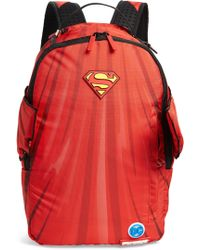 Sprayground - Superman Cape Wings Backpack - Lyst