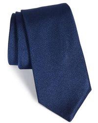 Gitman Brothers Vintage - Solid Silk Tie - Lyst