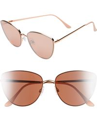 BP. - Rimless Cat Eye Sunglasses - Lyst