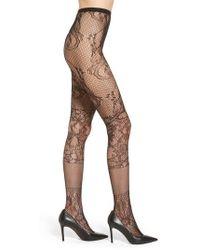 cdf855c71 Lyst - Dim Madame So Fashion 73 Denier Fishnet Tights in Black