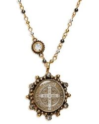 Virgins, Saints & Angels - San Benito Magdalena Necklace - Lyst