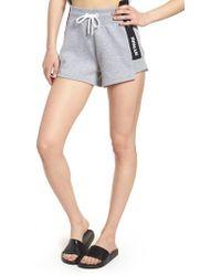 Ivy Park - Custom Tape Shorts - Lyst