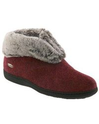 Acorn - 'chinchilla' Slipper - Lyst