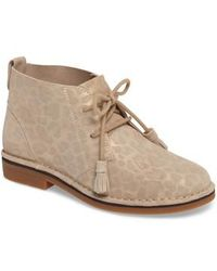 Hush Puppies - Hush Puppies Cyra Catelyn Water Resistant Chukka Boot - Lyst