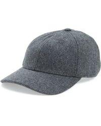 Madewell - Wool Blend Baseball Hat - Lyst