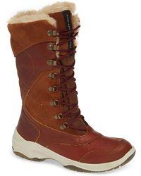 Santana Canada - Topspeed Luxe Waterproof Snow Boot - Lyst