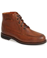 Neil M - 'alpine' Moc Toe Boot - Lyst