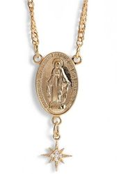 Five And Two - Elena Pendant Necklace - Lyst