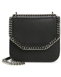 0fdf378d5d Stella McCartney - Small Falabella Box Alter Nappa Faux Leather Crossbody  Bag - - Lyst