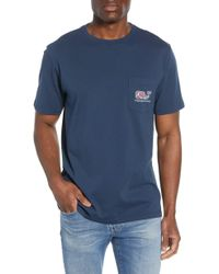 3a98ce127f Billabong Dual Utility Graphic T-shirt in Blue for Men - Lyst