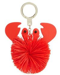 Kate Spade - Shore Thing - Crab Bag Charm - Lyst