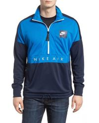 Nike - Nsw Top Air Anorak - Lyst