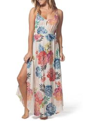 Rip Curl - Delilah Maxi Dress - Lyst