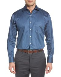 Peter Millar - Dark & Stormy Regular Fit Sport Shirt - Lyst