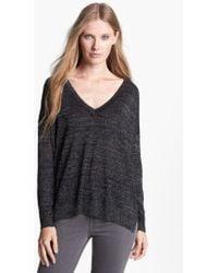 Joie - 'calee' Metallic Sweater - Lyst