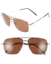 Electric - 'av2' 59mm Sunglasses - - Lyst