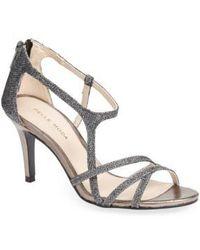 Pelle Moda - 'ruby' Strappy Sandal - Lyst