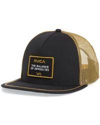 RVCA | Billboard Trucker Hat | Lyst