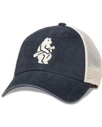 American Needle | New School Mlb Trucker Hat | Lyst