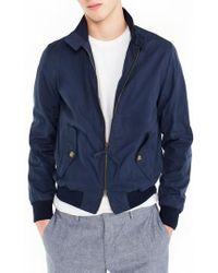 J.Crew | J.crew Slim Fit Harrington Jacket | Lyst