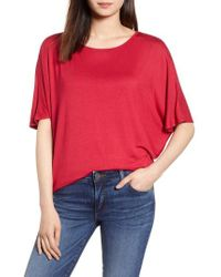 Michael Stars - Strappy Back Top - Lyst