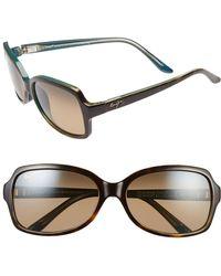25d5f11f5b Maui Jim - Cloud Break 56mm Polarizedplus2 Sunglasses - Lyst