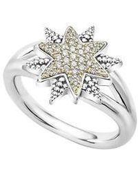 Lagos - North Star Ring - Lyst