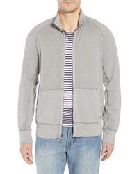 Tommy Bahama - Coast Mock Neck Full Zip Sweatshirt - Lyst