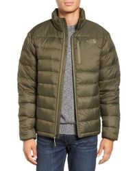 The North Face | 'aconcagua' Goose Down Jacket | Lyst