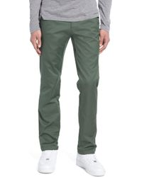 8e3fa96c Carhartt Sid Pant Chino in Gray for Men - Lyst