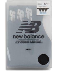 New Balance - Breathe 3-pack Thongs, Black - Lyst