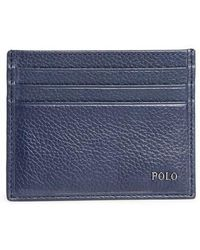 Lauren by Ralph Lauren - Leather Card Case - - Lyst