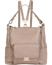 Urban Originals - Wild Flower Vegan Leather Backpack - Lyst