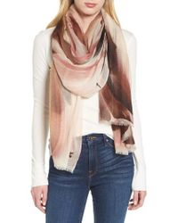 Frye - Paintbrush Wool Scarf - Lyst