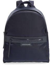Longchamp - 'small Le Pliage Neo' Nylon Backpack - Lyst