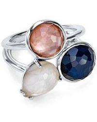 Ippolita - Wonderland Cluster Ring - Lyst