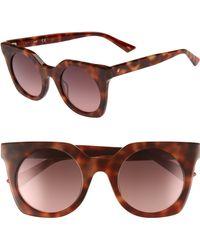 Web - 48mm Sunglasses - - Lyst