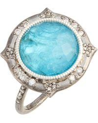Armenta - New World Apatite Doublet Ring - Lyst