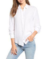 Rails - Sydney Stripe Shirt - Lyst