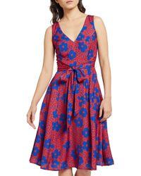 ModCloth - Cutout Back Dress - Lyst
