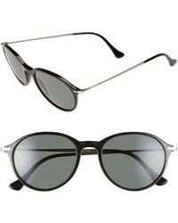 Persol - 51mm Polarized Sunglasses - Lyst